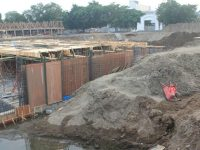 Revitalisasi Alun-Alun Kejaksan Cirebon Pekerja Temukan Artefak